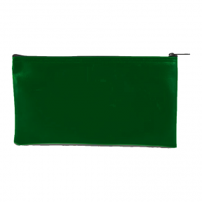Image of item: Forest Green Zipper Wallets