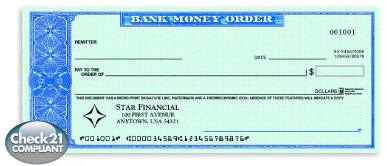 Bank Money Order 2 Part Form Parts Different Netbankstore Com
