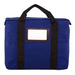 Fire-Resistant Courier Briefcase