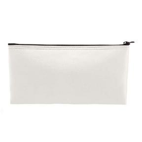 Image of item: White Zipper Wallets