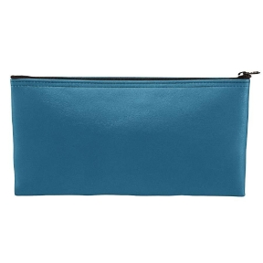 Image of item: Lake Blue Zipper Wallets