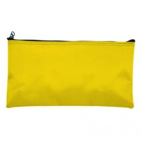 Image of item: Yellow Zipper Wallets