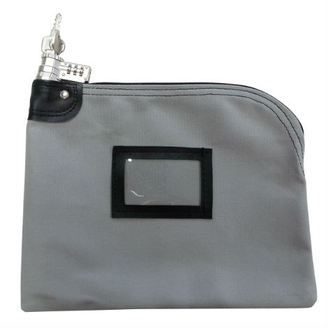 Combination Lock Security Bag