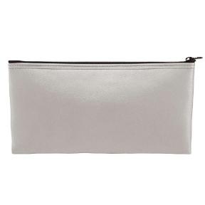 Image of item: Gray Zipper Wallets