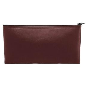 Image of item: Burgundy Zipper Wallets